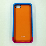 Накладка iPhone 5 SGP Liner Pops (Orange)